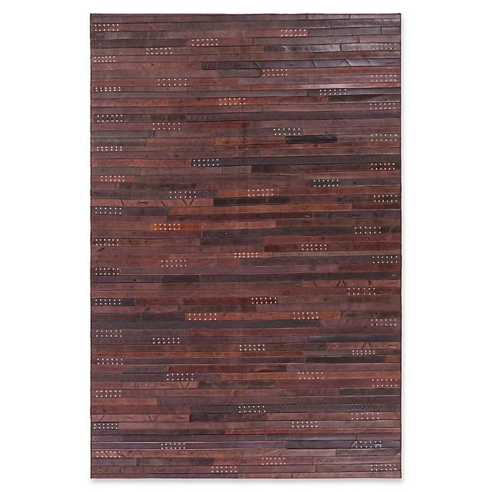 Alternate image 1 for Surya Lizaveta 5-Foot x 7-Foot 6-Inch Area Rug in Dark Brown