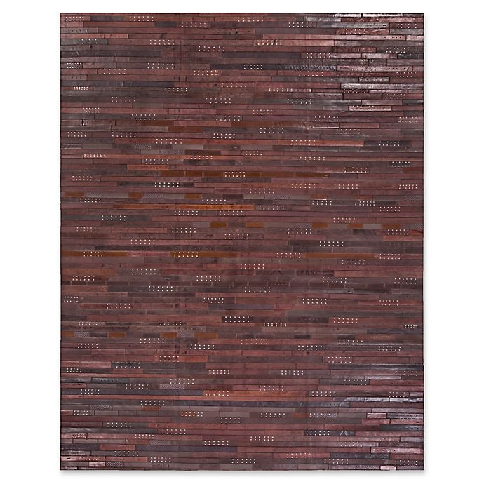 Alternate image 1 for Surya Lizaveta 8-Foot x 10-Foot Area Rug in Dark Brown