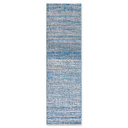Surya Amadeo 2-Foot 3-Inch x 7-Foot 10-Inch Area Runner in Blue