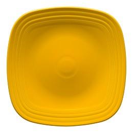 Fiesta® Square Dinner Plate in Daffodil
