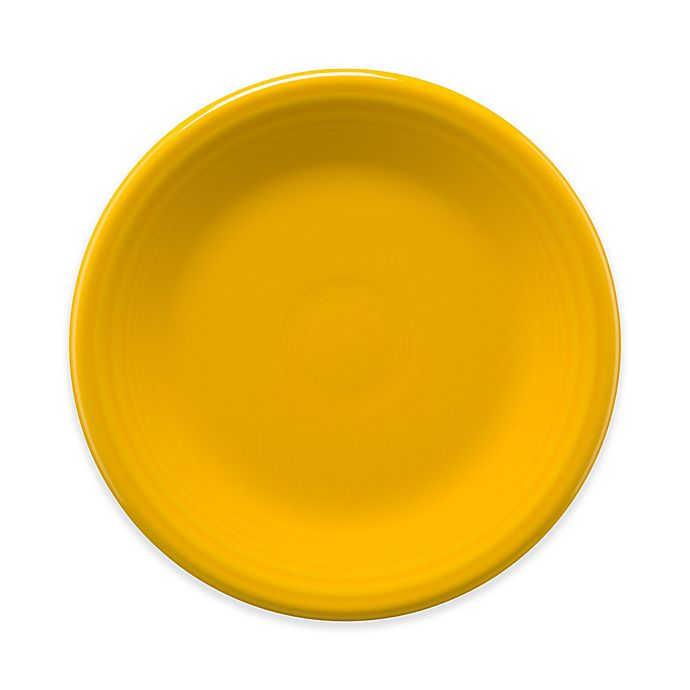 Alternate image 1 for Fiesta® Salad Plate in Daffodil