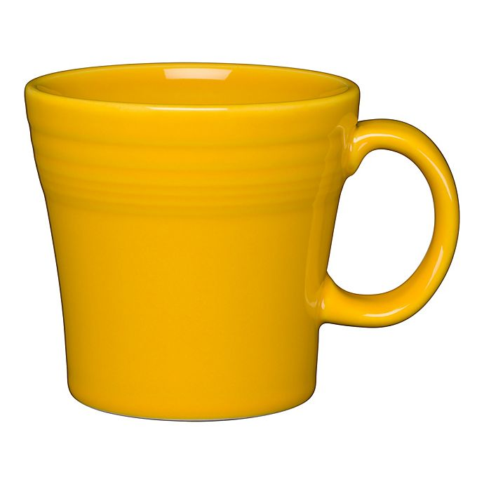 Alternate image 1 for Fiesta® Tapered Mug in Daffodil