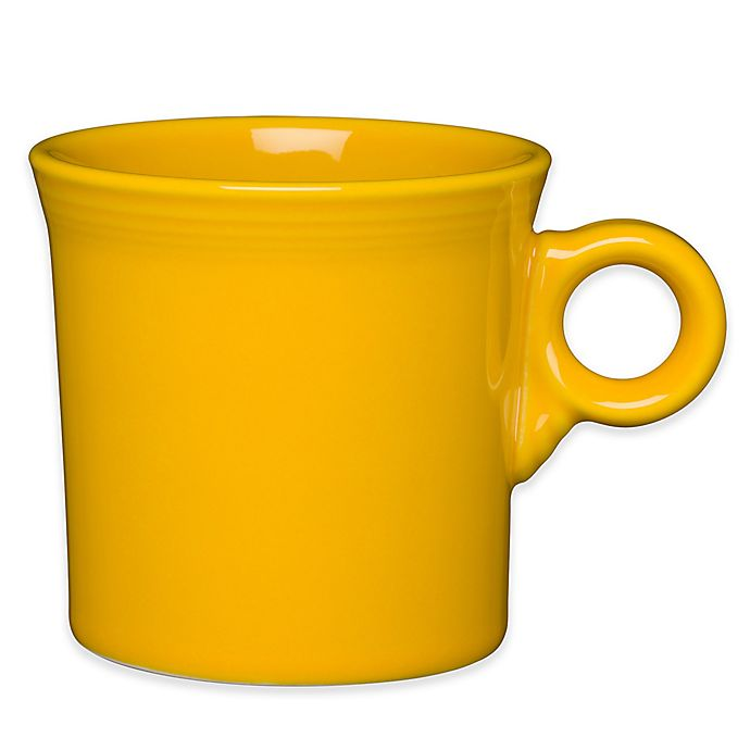 Alternate image 1 for Fiesta® Mug in Daffodil
