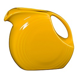 Fiesta® Large Pitcher in Daffodil