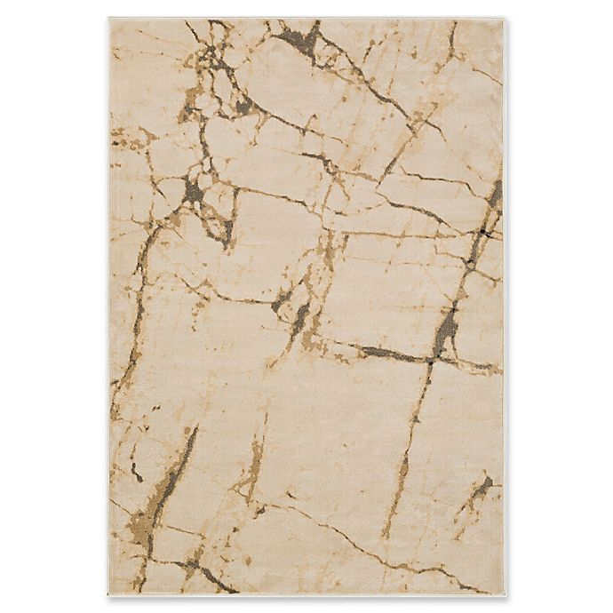 Alternate image 1 for Surya Lennon 5-Foot 3-Inch x 7-Foot 6-Inch Area Rug  in Dark Brown
