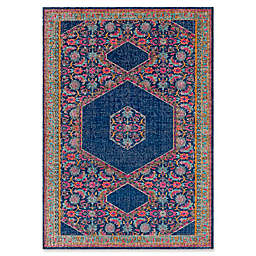 Style Statements by Surya Ilia Rug in Navy