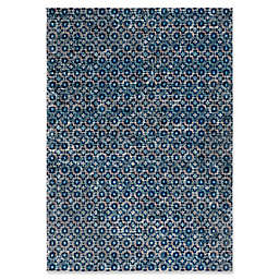 Style Statements by Surya Glenmore Rug in Dark Blue