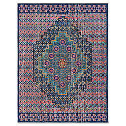 Style Statements by Surya Etum 7-Foot 10-Inch x 10-Foot 3-Inch Area Rug in Blue