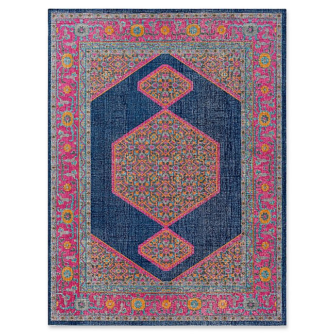 Alternate image 1 for Style Statements by Surya Daphne Rug in Pink