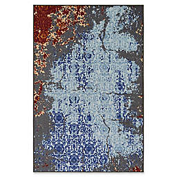 Surya Alsuma Rug in Light Blue