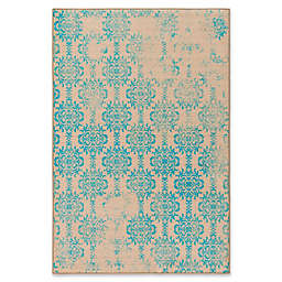 Surya Antibes Rug in Aqua