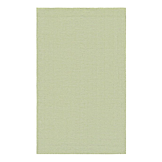 Alternate image 1 for Couristan® Cottages Bungalow Indoor/Outdoor Rug in