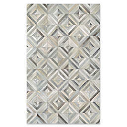 Couristan® Chalet Blocks 9-Foot 4-Inch x 13-Foot 4-Inch Area Rug in Ivory