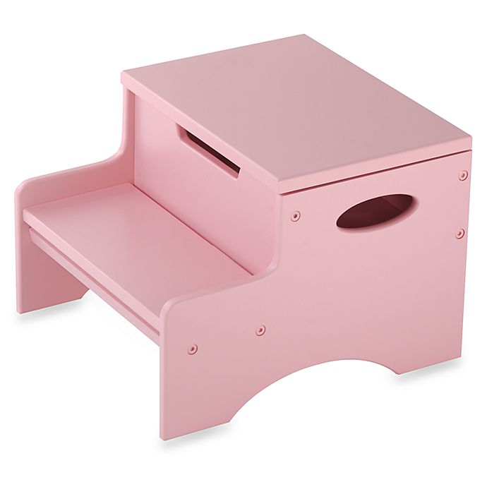 Alternate image 1 for KidKraft® Step N' Store in Pink