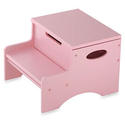 KidKraft® Step N' Store in Pink
