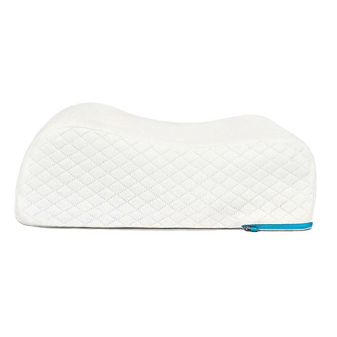 Alternate image 1 for Orthex Somnia Gel Memory Foam Travel Pillow