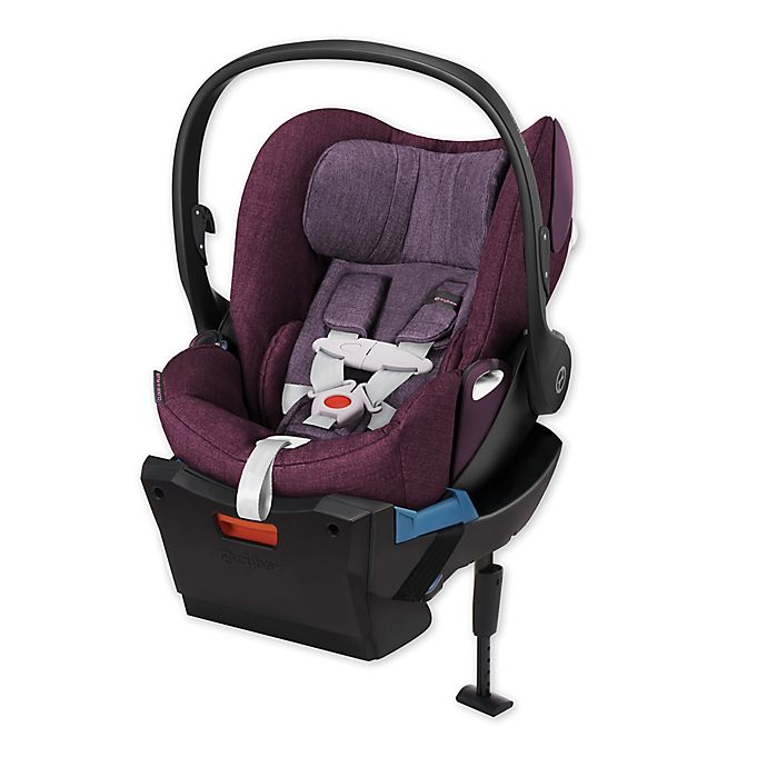 Cybex Cloud Q Plus Infant Car Seat With Load Leg Base In