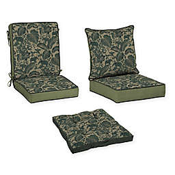 Bombay® Casablanca Elephant Outdoor Cushion Collection in Green