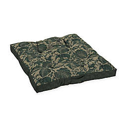 Bombay® Casablanca Elephant 28-Inch x 28-Inch Outdoor Oversize Floor Cushion in Green