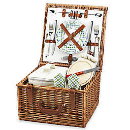 Picnic at Ascot Cheshire Picnic Basket For 2