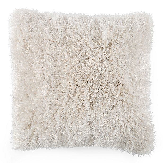Nottingham Home Oversized Faux Fur Floor Throw Pillow