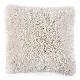 Nottingham Home Oversized Faux Fur Floor Throw Pillow