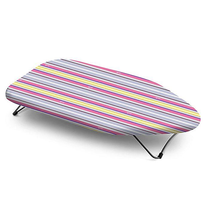Bonita Multi Stripes Mini Tabletop Ironing Board Bed