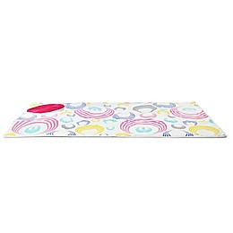 Bonita Alpha Striped Ironing Mat in Multicolor Circle
