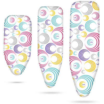 Bonita Happy Circles Ironing Board Cover