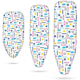 Bonita Seasons Text Ironing Board Cover