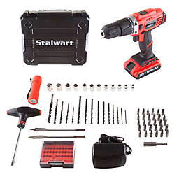 62-Piece Hammer Drill Set