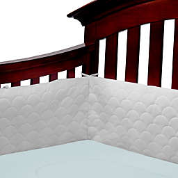 Ubimed® Lifenest™ Breathable Padded Mesh Crib Bumper