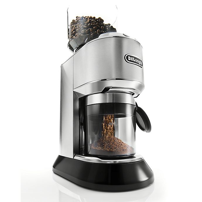 Alternate image 1 for De'Longhi Dedica Digital Coffee Grinder