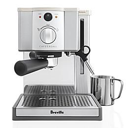 Breville® Cafe-Roma® Model ESP8XL Espresso/ Cappuccino Machine