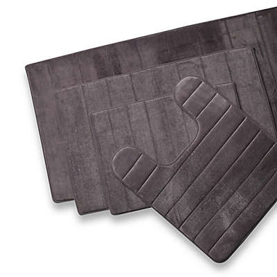 Microdry® Ultimate Performance THE ORIGINAL Memory Foam 21-Inch x 34-Inch Bath Mat