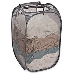 Smart Design Pop-Up Flip Hamper and Basket