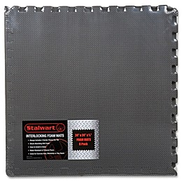 6-Piece Interlocking Foam Floor Mat