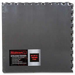 6-Piece Interlocking Foam Floor Mat