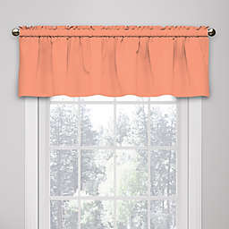 Solar Shield® Kids Microfiber 18-Inch Rod Pocket Window Valance