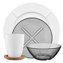 Kosta Boda Bruk Dinnerware Collection