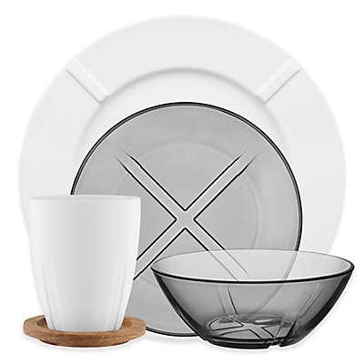Kosta Boda Bruk Dinnerware Collection