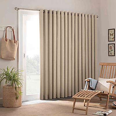 Parasol Key Largo 84-Inch Grommet Top Indoor/Outdoor Patio Door Panel