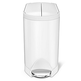 simplehuman® 10-liter Butterfly Step Trash Can