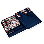 Picnic Time® Vista Outdoor Picnic Blanket in Multicolor Chevron Print