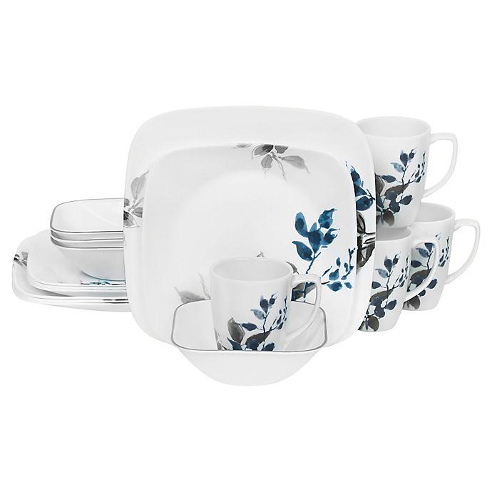 Alternate image 1 for Corelle® Boutique Kyoto Night 16-Piece Dinnerware Set