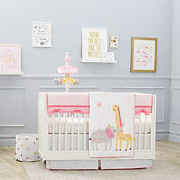 Just Born® Welcome to the Jungle Crib Bedding Collection
