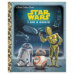 """Little Golden Book® Children's Book: """"I Am A Droid"""" by Golden Books"""