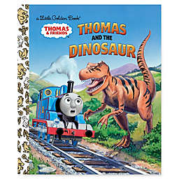 "Little Golden Book® Children's Book: ""Thomas and the Dinosaur"" by Golden Books"