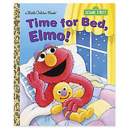 """Little Golden Book® Children's Book: """"Time For Bed, Elmo!"""" by Sarah Albee"""