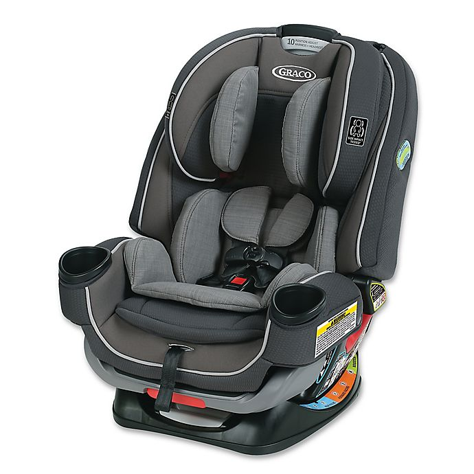Alternate image 1 for Graco® 4Ever™ Extend2Fit™ 4-in-1 Car Seat in Passport™